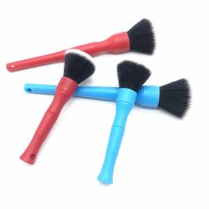 Car detailing brushes