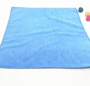 microfiber Edgeless warp towel for car detailing