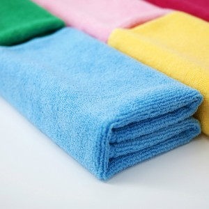 Premium Custom Print Microfiber Cleaning Cloth
