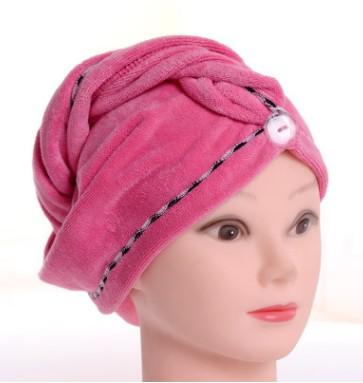 Microfiber Hair Turban Featured Image