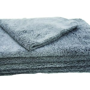 Edgeless Soft Plush Microfiber Towel
