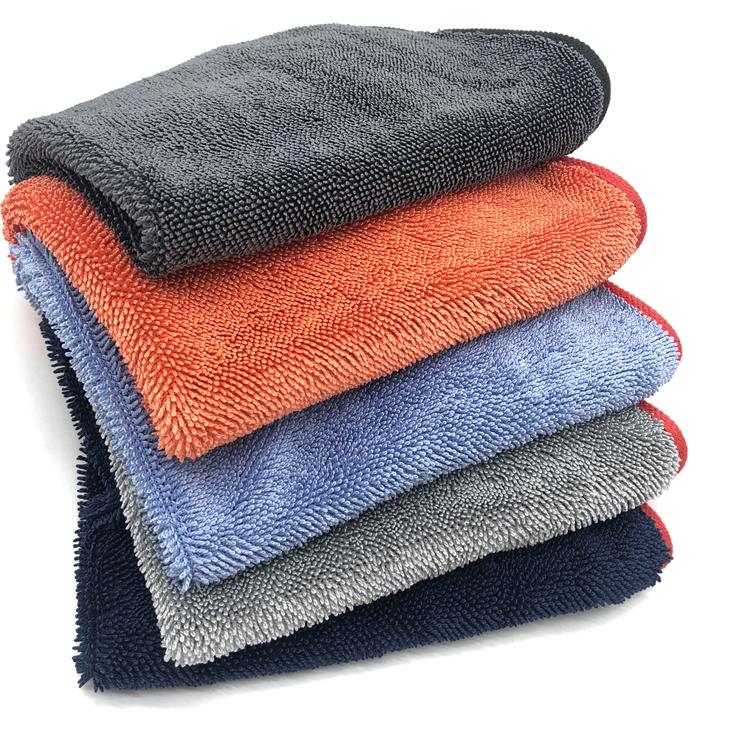 Single twisted towel 2