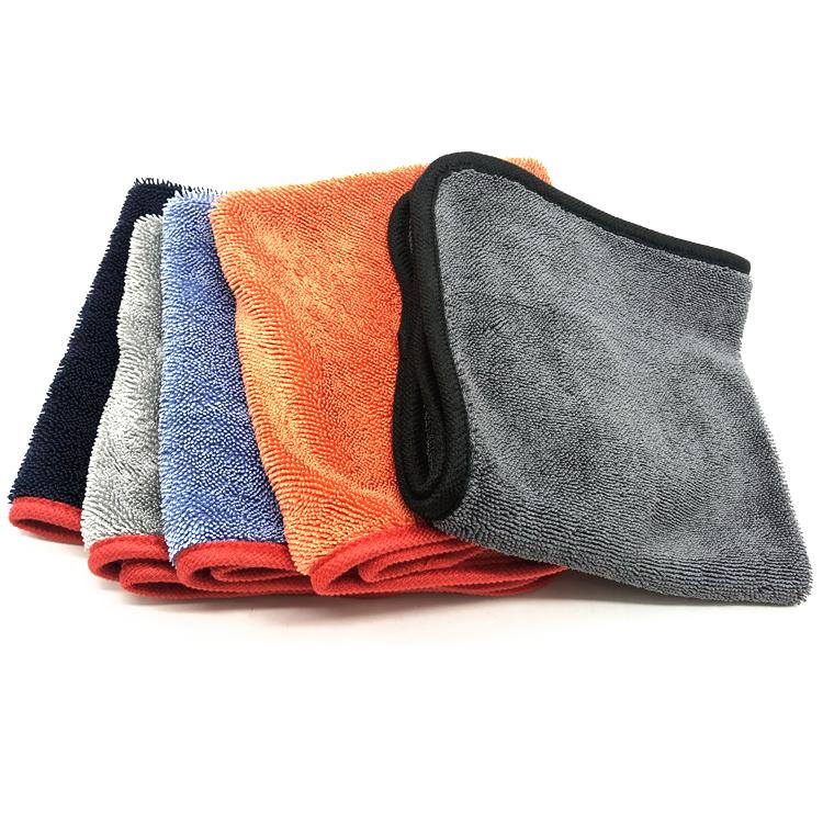 Single twisted towel 5