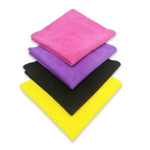 300gsm Microfiber Towel for Car Bike Washing and Detailing-B