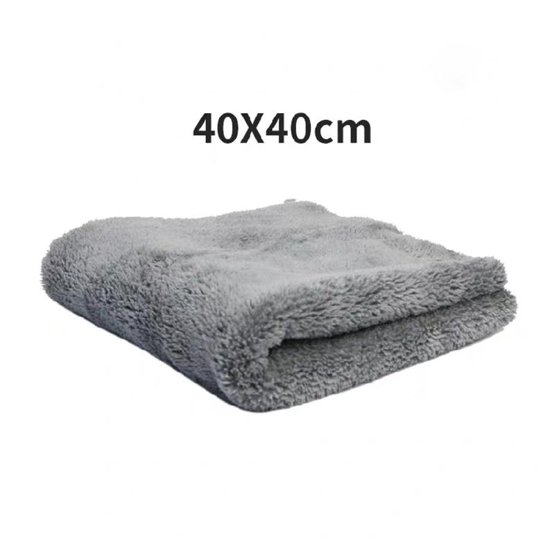 coral fleece grey