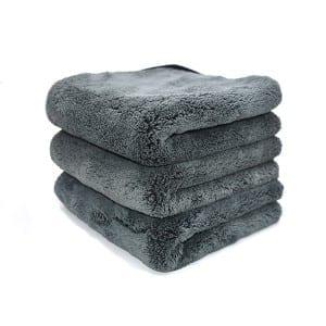 Premium плюшени микрофибър кърпи