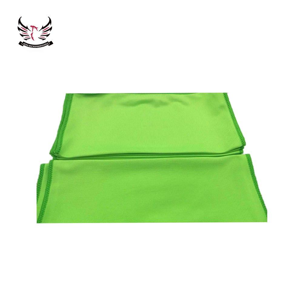 Microfiber Glass Towel Featured Image