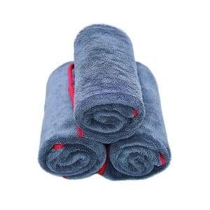 Single Side Twisted Loop Drying Towel