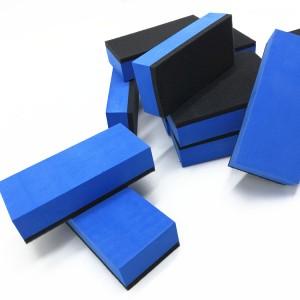 Car Care Waxing Coating Sponge Pad Car Nano Coating Foam Pad Applicators
