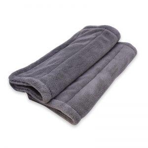 Double Layers Coral Fleece Towel Car Polishing Detailing Cloth -B