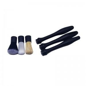 Car Detailing Brush Kit Boar Hair Automotive Interior Exterior Detail Brush Set