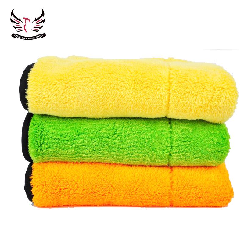 Dual Plush Towel 4