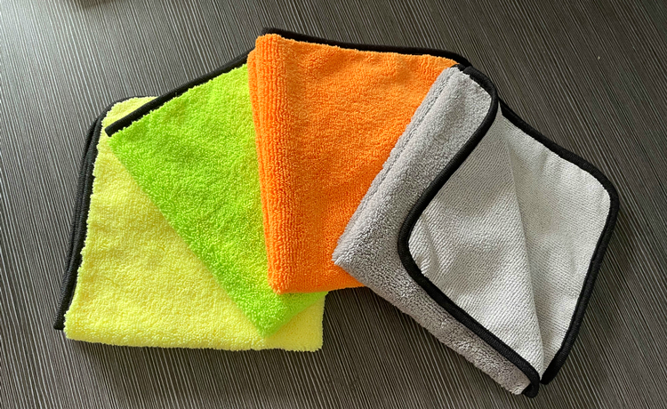 Long short piles towel 18-1