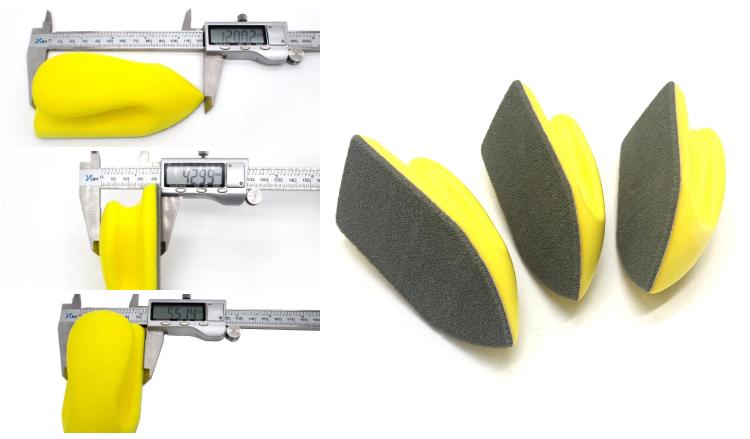 Nano cleaning sponge 2