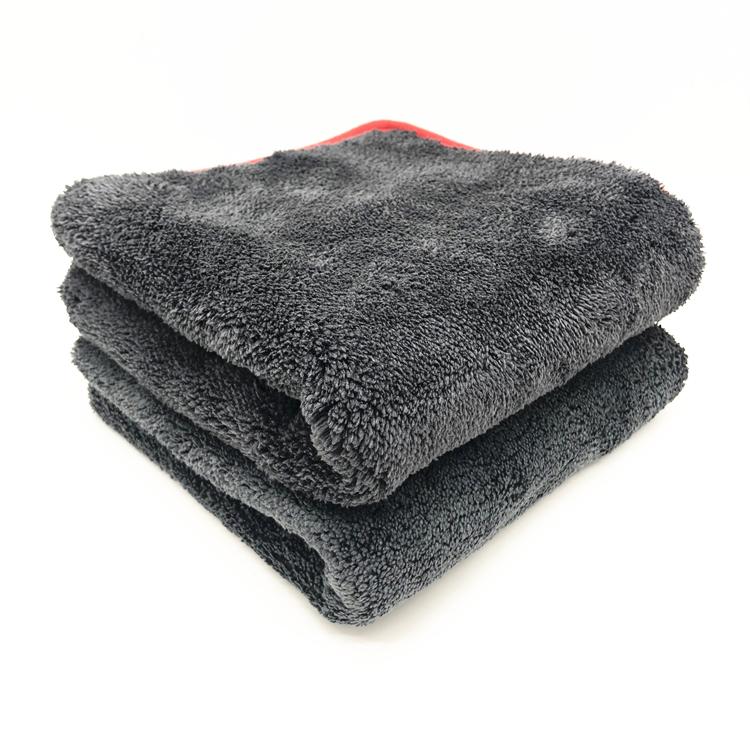 Plush Towel 1-1
