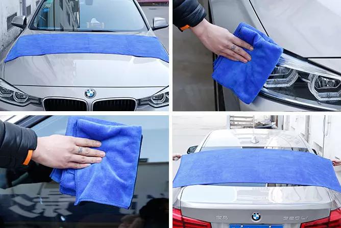 Towel Detailing 2