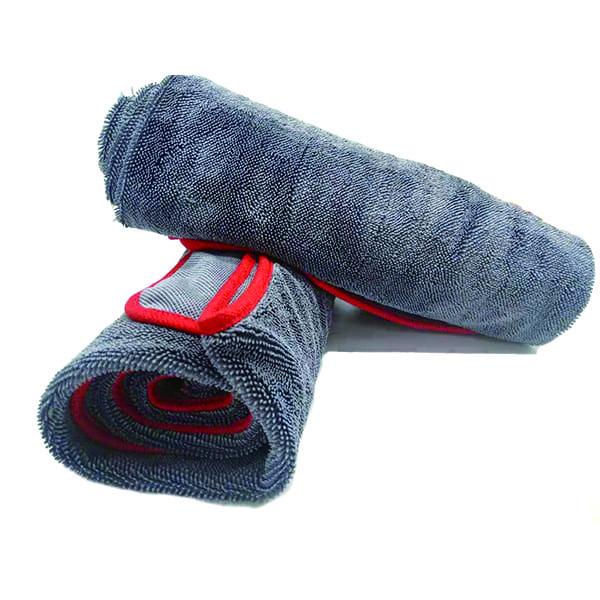 Factory wholesale Towel Dry Off Car - Single Side Twisted Loop Drying Towel – Jiexu