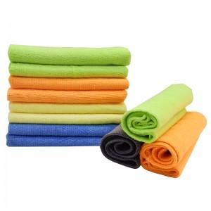 edgeless all purpose microfiber towel