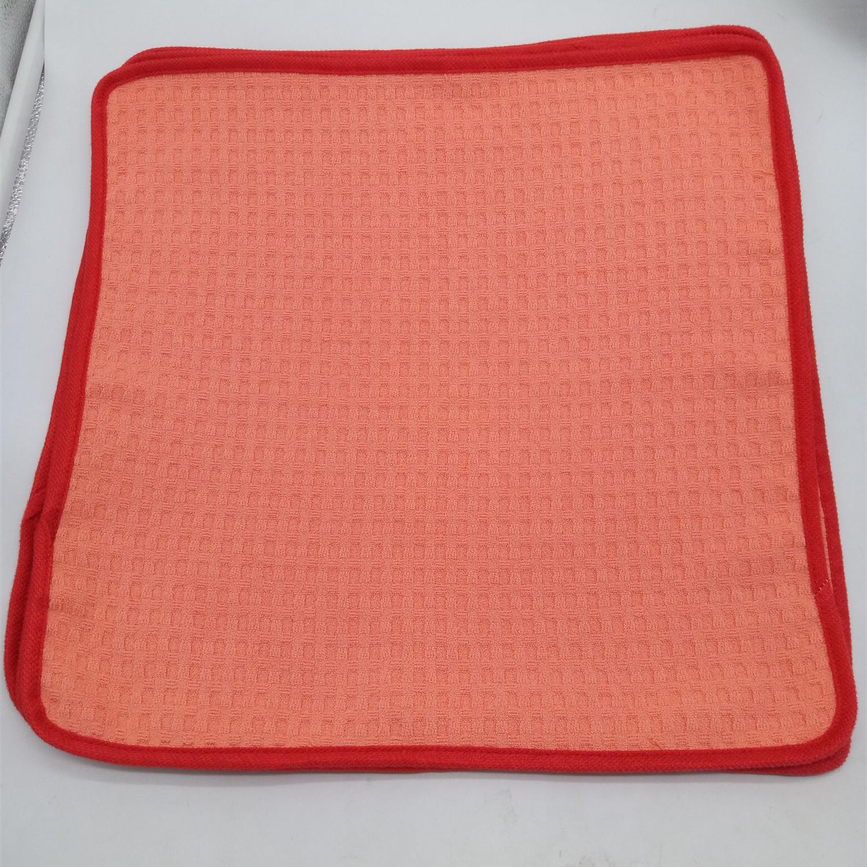 Good Quality Microfiber Glasses Cleaning Towel - microfiber waffle weave towel – Jiexu