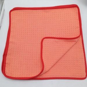 microfiber waffle weave towel