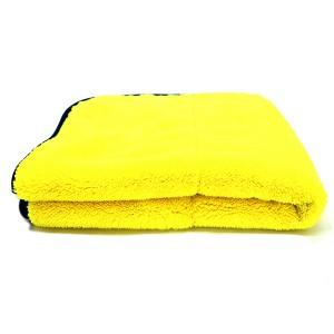 600GSM Super Plush Coral Fleece Weave Microfiber Towel
