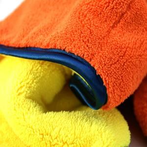 Top Quality Microfiber Car Wash Towels / Microfiber Drying Towel Car Cleaning / Towel For Car Cleaning