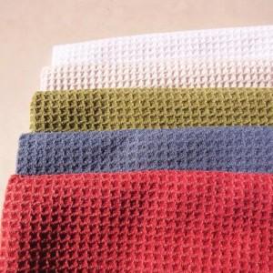 microfiber waffle weave car washing cloth