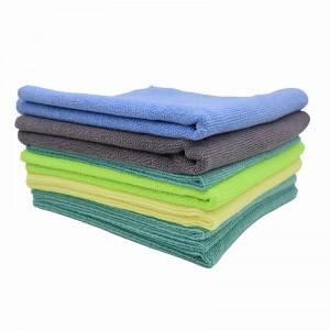 350GSM Edgelesss Microfiber Warp Knitted Towels